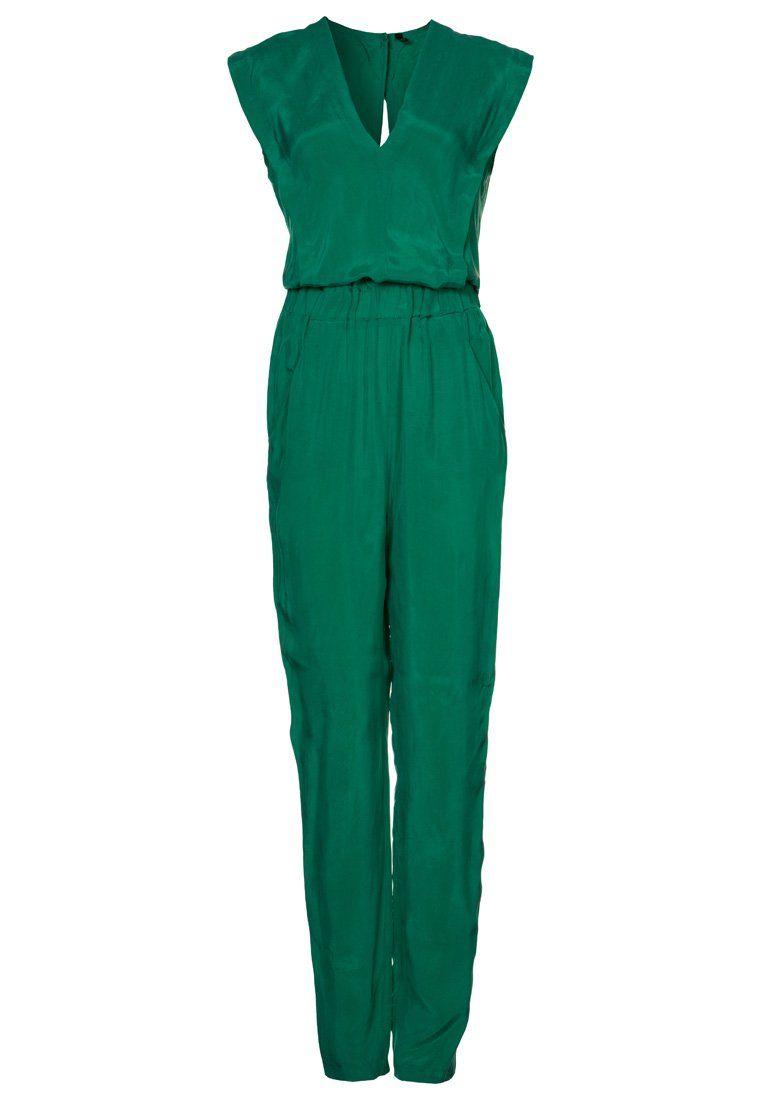sin cable Aptitud Bloquear  Benetton Overall / Jumpsuit - grün - Zalando.de   Jumpsuits for women,  Fashion, Jumpsuit