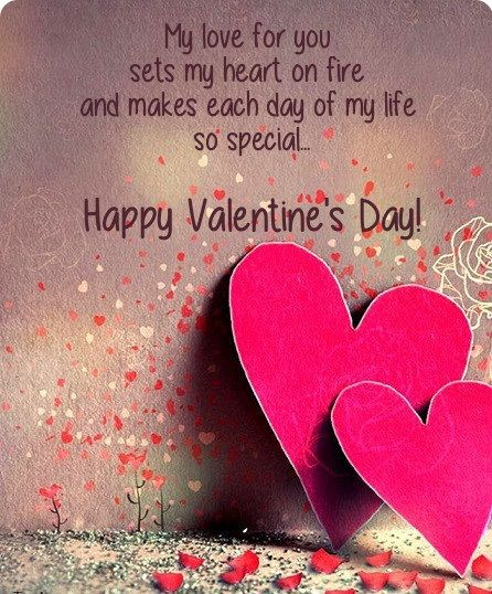 VALENTINE\'S DAY QUOTES FOR HIM   Love SMS   Pinterest   Friendship ...
