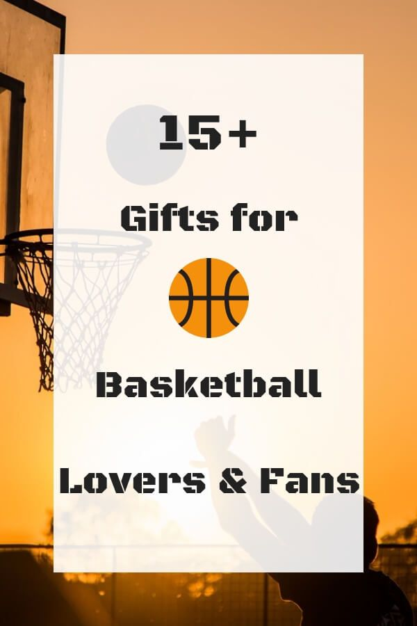 19 Slam Dunkin Gifts For Basketball Lovers Christmas