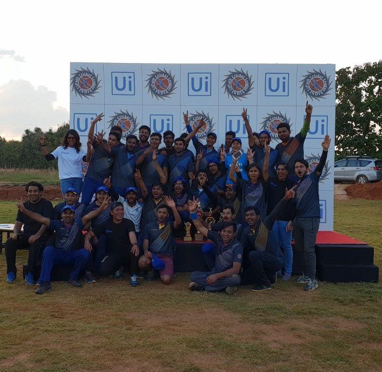 UI path championship league at professional sports arena