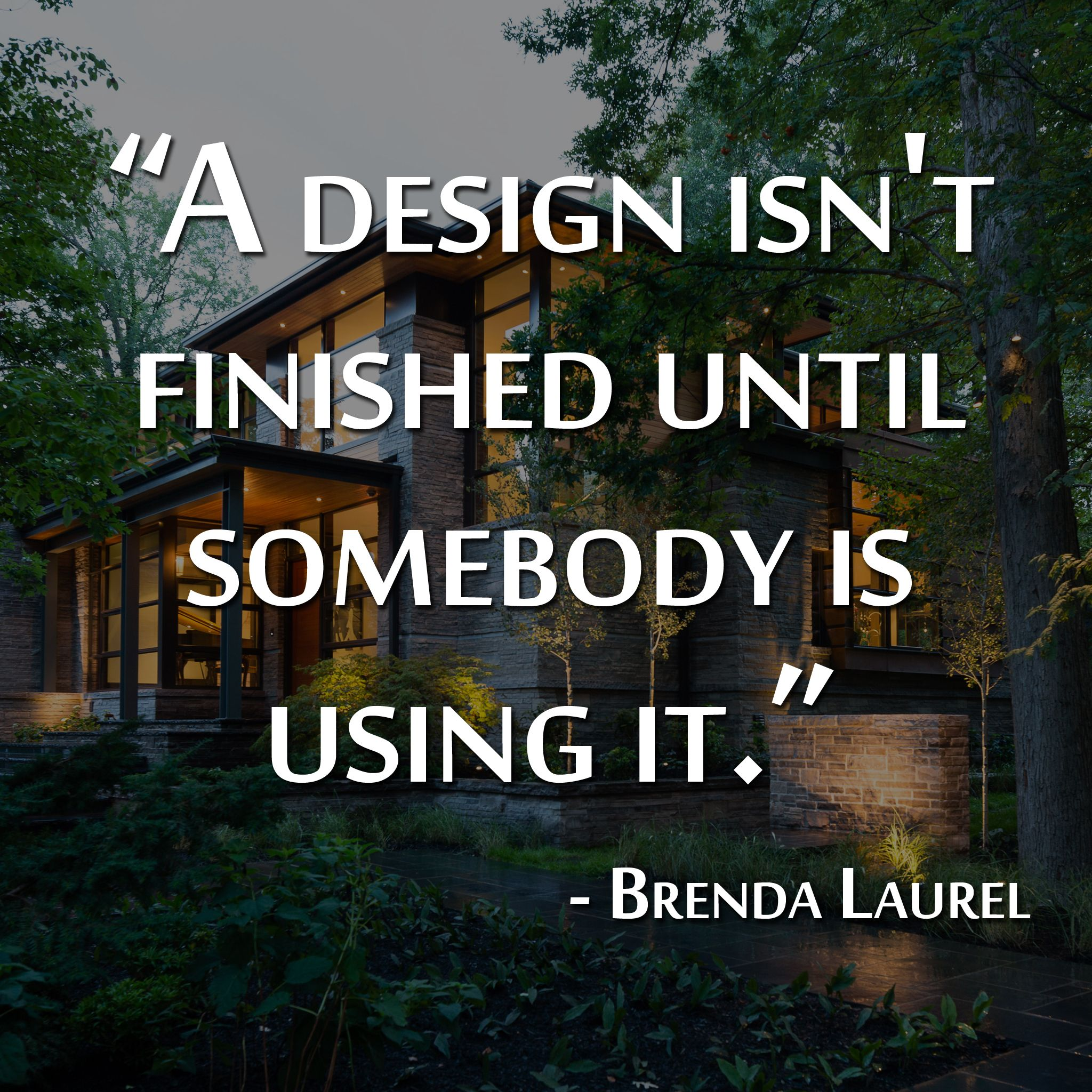 The design suits needs and wishes of homeowner not other way around quotes on pinterest firms also rh za