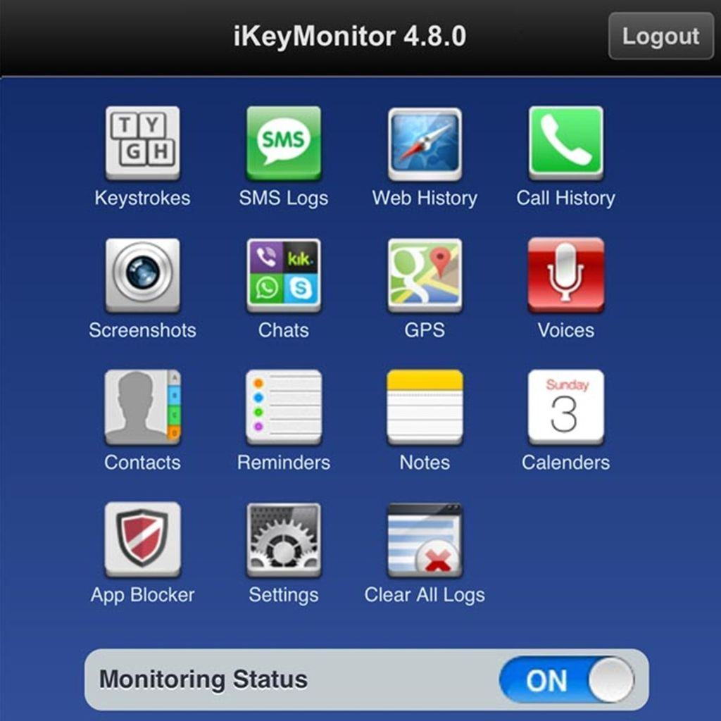 What Is the Best Keylogger for IPhone Calender app