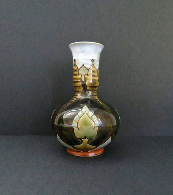 Description This Is A Beautiful And Unusual Royal Doulton Pottery