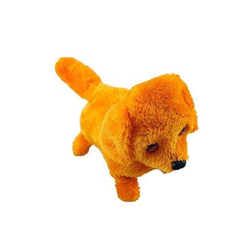 Cugbo Walking Barking Dog Plush Stuff Pet Puppy Kids Toy Sound And