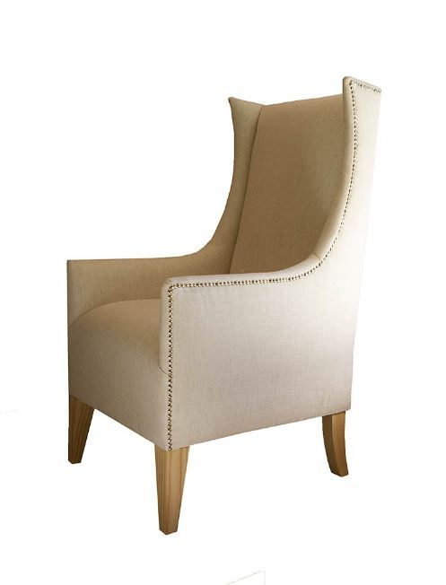 modern wing chair | ... Furniture u003e Occasional chairs and daybeds u003e Max modern  sc 1 st  Pinterest & modern wing chair | ... Furniture u003e Occasional chairs and daybeds ...