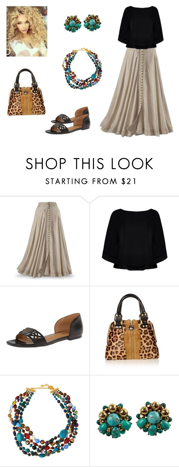 """""""A slow kind of day"""" by lby54229 ❤ liked on Polyvore featuring Alice + Olivia, Nine West, Jimmy Choo, Jose & Maria Barrera, women's clothing, women's fashion, women, female, woman and misses"""