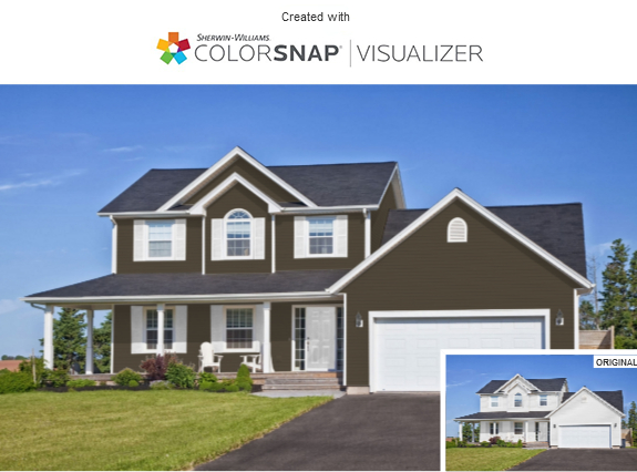 Spanish Moss Stocked Siding Color From Smart Shield By Sprenger Midwest Sw 7055 Siding Colors House Styles House Colors