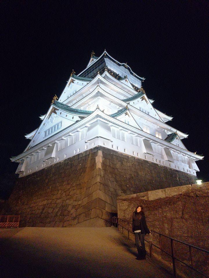大阪城 天守閣 (Osaka Castle) in 大阪市, 大阪府