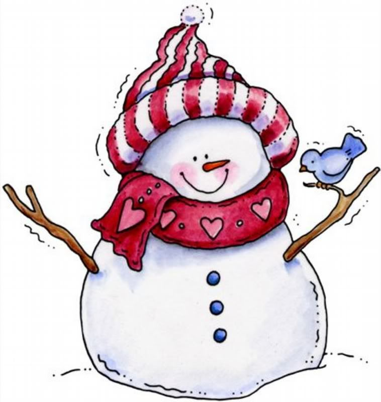 Free Daily Desktop Android Iphone Wallpaper By Webshots Christmas Paintings Snowman Christmas Art