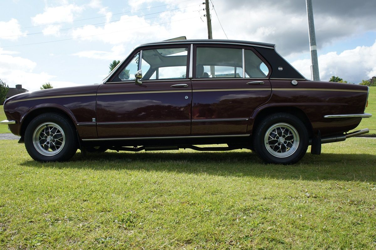 Triumph dolomite Sprint 1978 to be auctioned Friday 30th