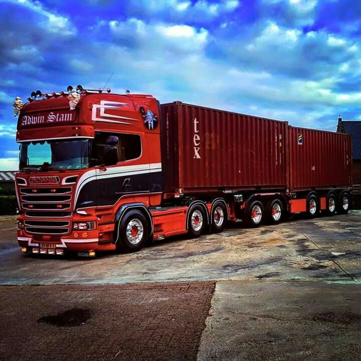 Pin By Pedro Henrique Santos De Olive On Scania Train Truck Container Truck Volvo Trucks