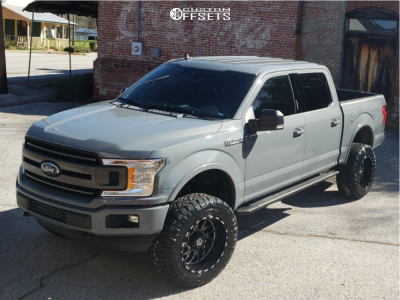 2019 Ford F 150 Tis 544bm Nitto Ridge Grappler Ford F150 Lifted