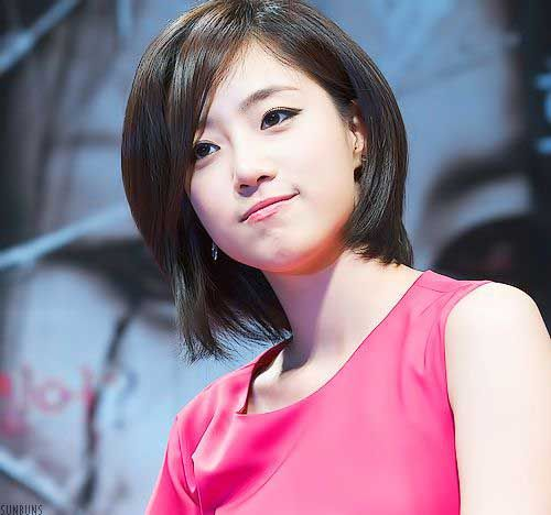 Women Hairstyle Shoulder Length S Korean Images