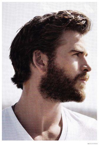 Liam Hemsworth Mens Fitness December 2014 Cover Photo Shoot