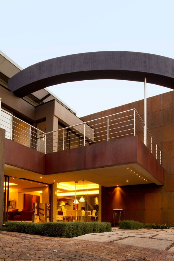 Dynamic Residential Project Defined By Concrete Framing | spaces to ...