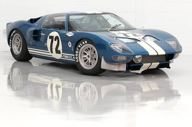 1964 Ford Gt40 Prototype Gt 104 Only 4 Of These Were Ever Made