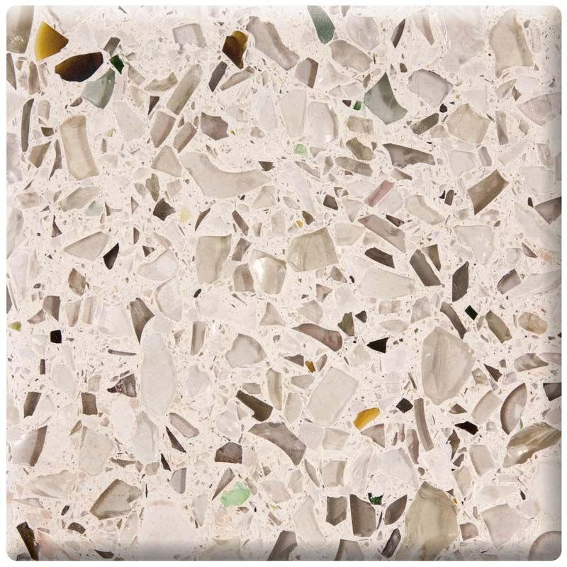 Vetrazzo Countertops Are Made Of Recycled Glass And Concrete. Totally Green And Can Be Applied