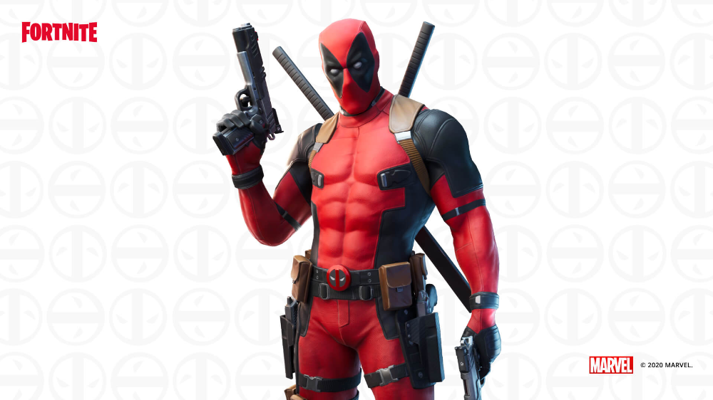 The Fortnite Deadpool Outfit Is Here And Deadpool Has Taken Over The Yacht Https Www 3dvirtualand Com Unrealengin In 2020 Deadpool Deadpool Unmasked Deadpool Outfit