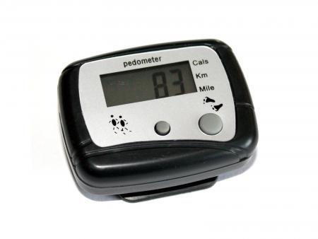Stappenteller Extra: Met Caloriemeter