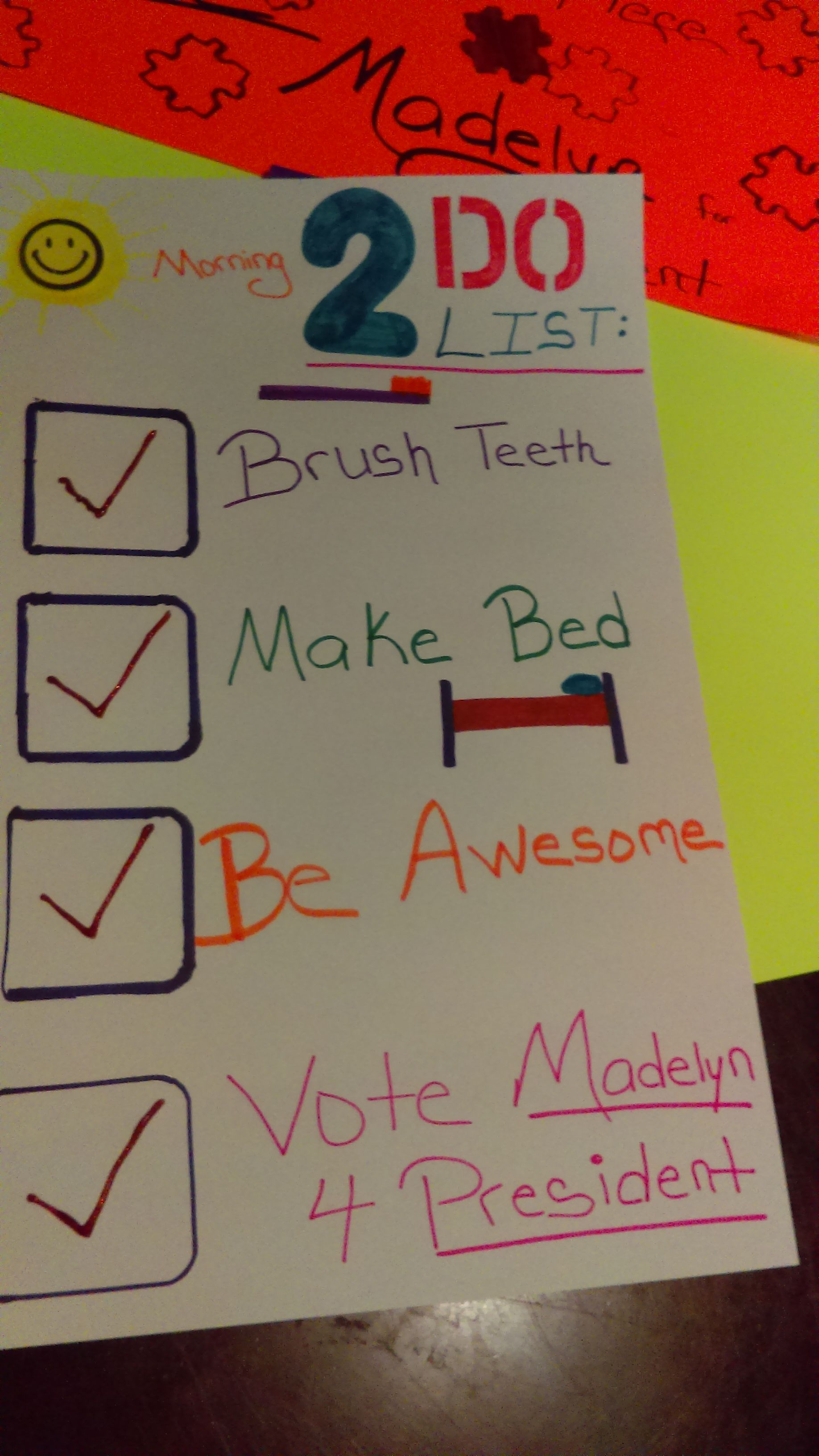to do list campaign poster student council posters student