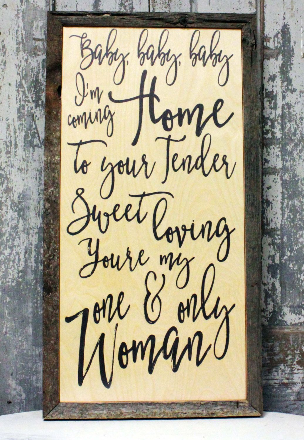 Wedding Song Lyric Art, Coming Home, Leon Bridges, First Dance ...