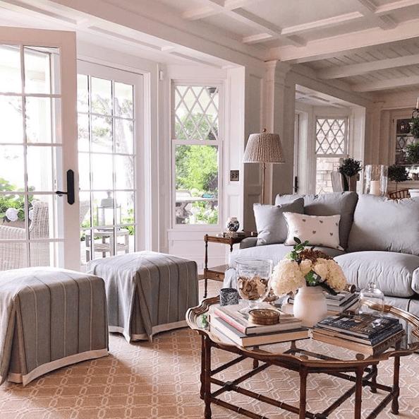 Coastal New England Style In A Minnesota Lake House Home Decor Styles Home Dream Home Design
