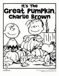Charlie Brown Thanksgiving Coloring Pages Bing Images Charlie Brown Halloween Halloween Coloring Pages Pumpkin Coloring Pages