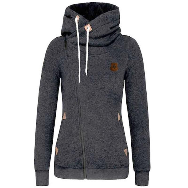 Macondoo Mens Autumn Kangaroo Pocket Long Sleeve Pullover Hooded Sweatshirt