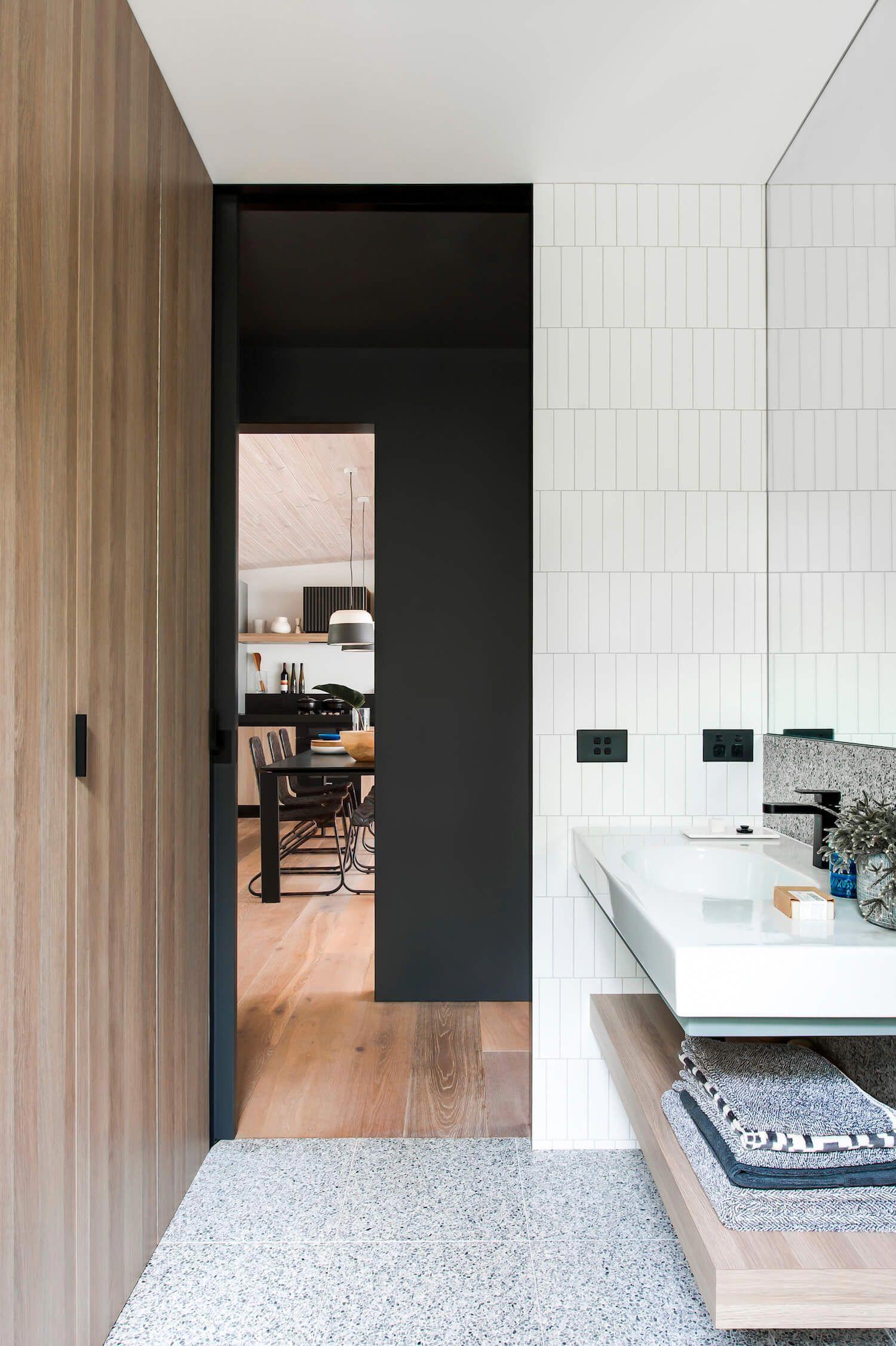Above window decor  est living australian interiors sjb architects the white house rye