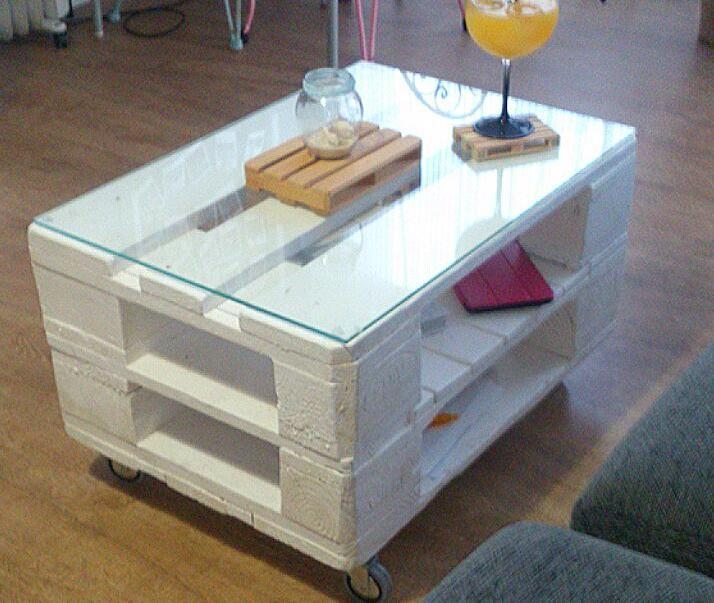 En nekodecor hacemos muebles con palets reciclados arte con palets cari osamente los - Venta muebles palets ...