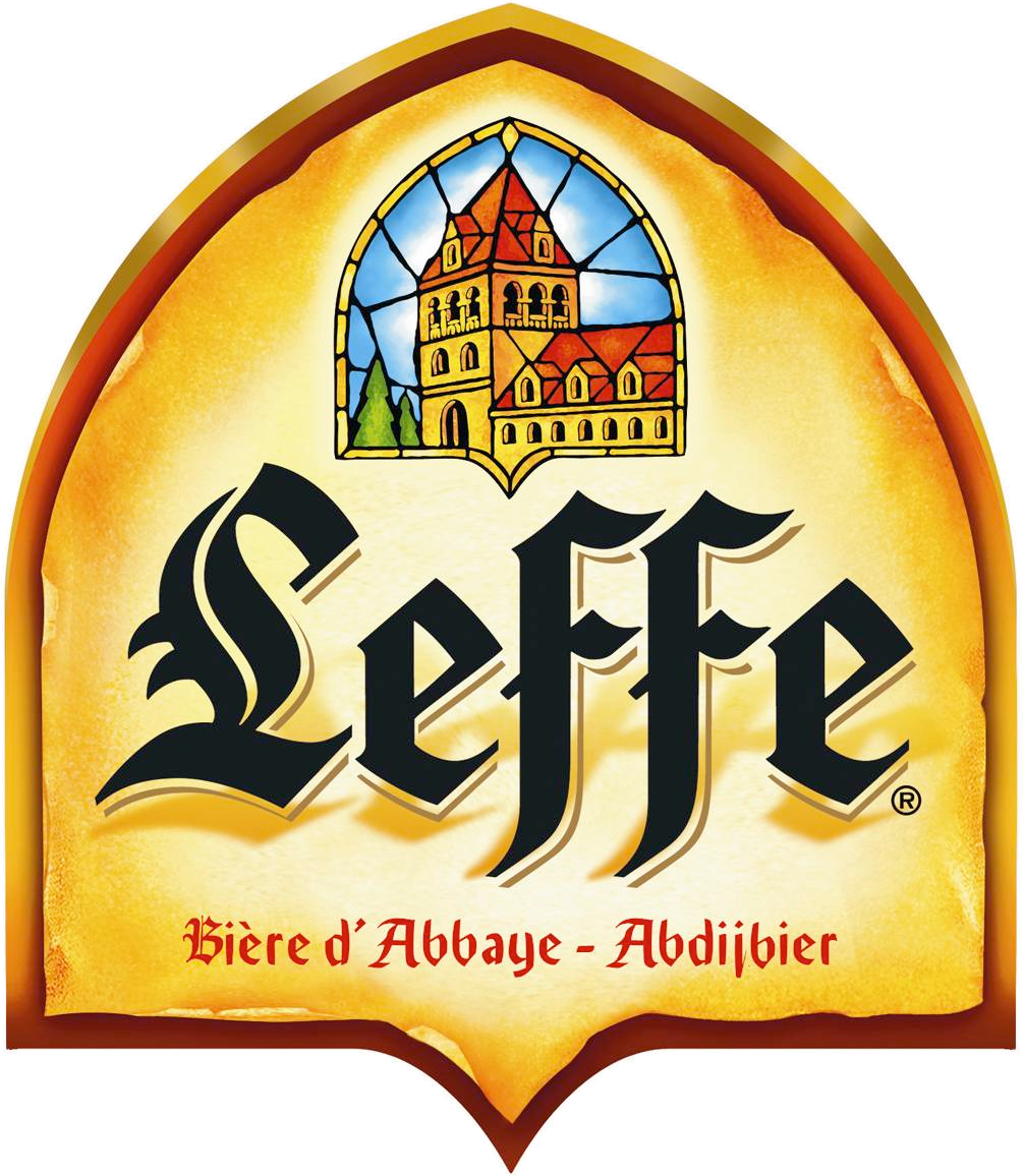 La Leffe (ou Abbaye de Leffe) est une bière d'abbaye belge. | Beer logo, Beer stickers, Beer bottle labels