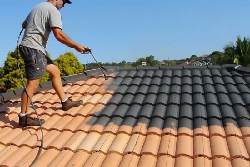 What Are The Major Benefits Of Roof Painting Roof Paint Brick Roof Roof Restoration