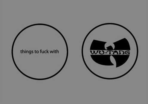 Wu Tang Venn Diagram Its Simple Mathematics You Gotta Love It