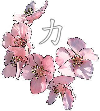 Cherry Blossom Tattoo Pt2 By Thetempestofnature On Deviantart Cherry Blossom Tattoo Wildflower Tattoo Cherry Blossom