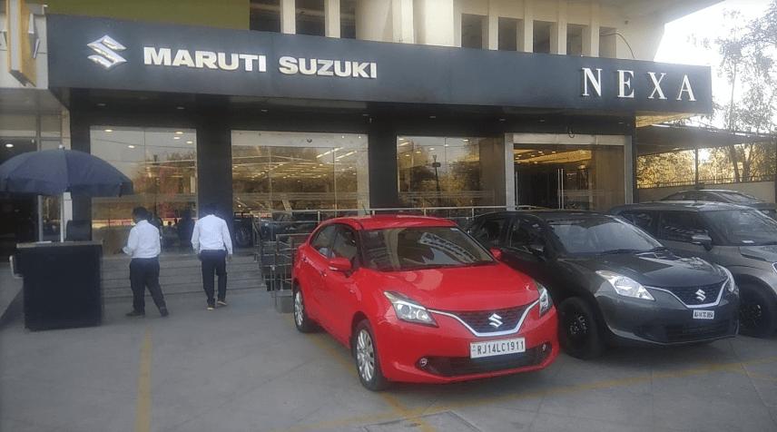 KP AUTOMOTIVE is a Nexa dealer in Queens Road, Jaipur. Get