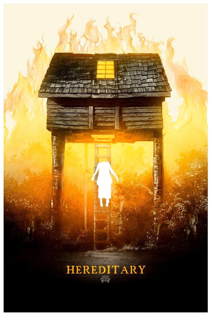 Hereditary Horror Filme Horrorfilme Filme
