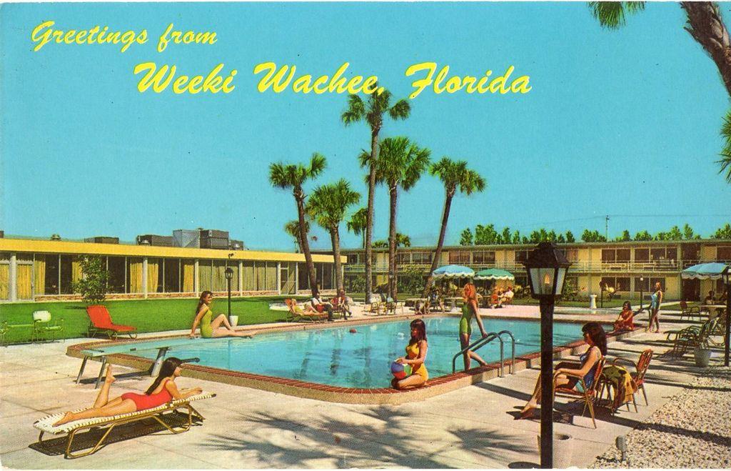 Holiday Inn Weeki Wachee Florida In 2020 Hotels Resorts