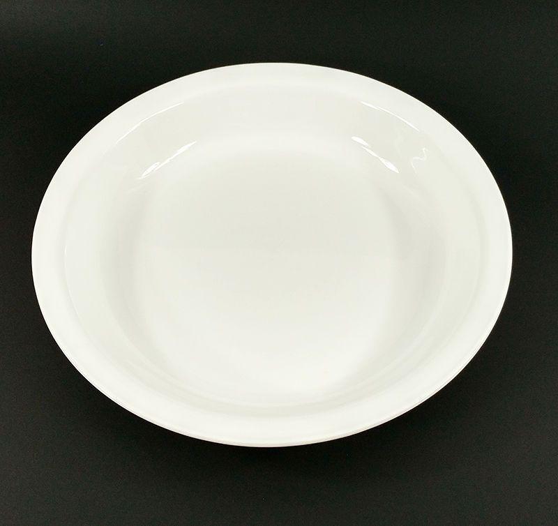 & Corning Ware Simply Lite 9 inch Pie Plate Baking Pan White