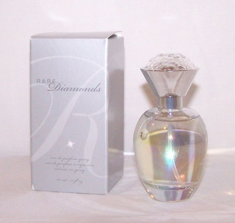Rare Diamonds Avon Parfum Perfume Plum Blossom Orchid Woods Spray