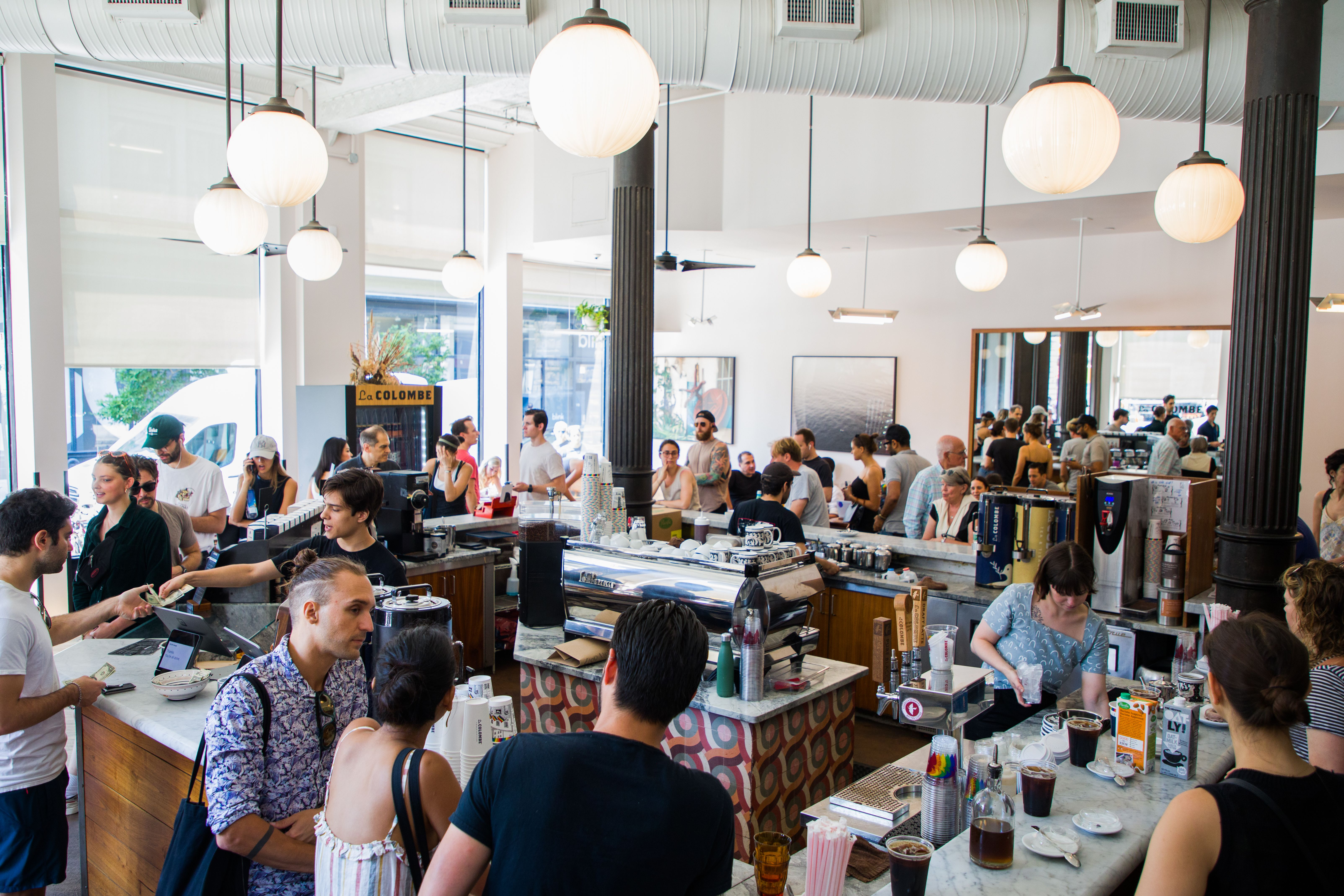 Noho Nyc In 2020 Cafe Coffee Shop Shopping Near Me