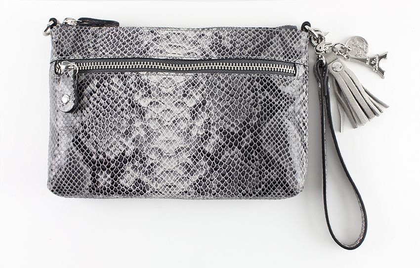 01POUCH64S Perfect Python - 003 Grey