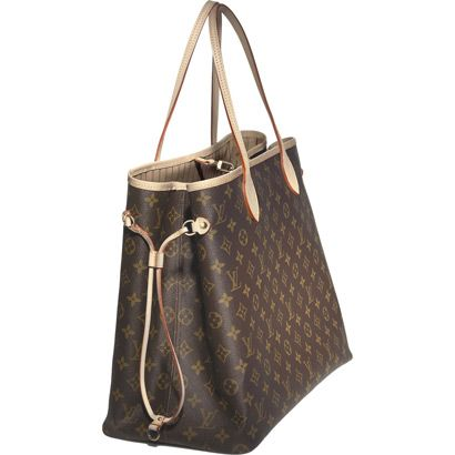 d03747f0c857 Louis Vuitton Neverfull MM Monogram Canvas M40156 will come with the  authenticity card