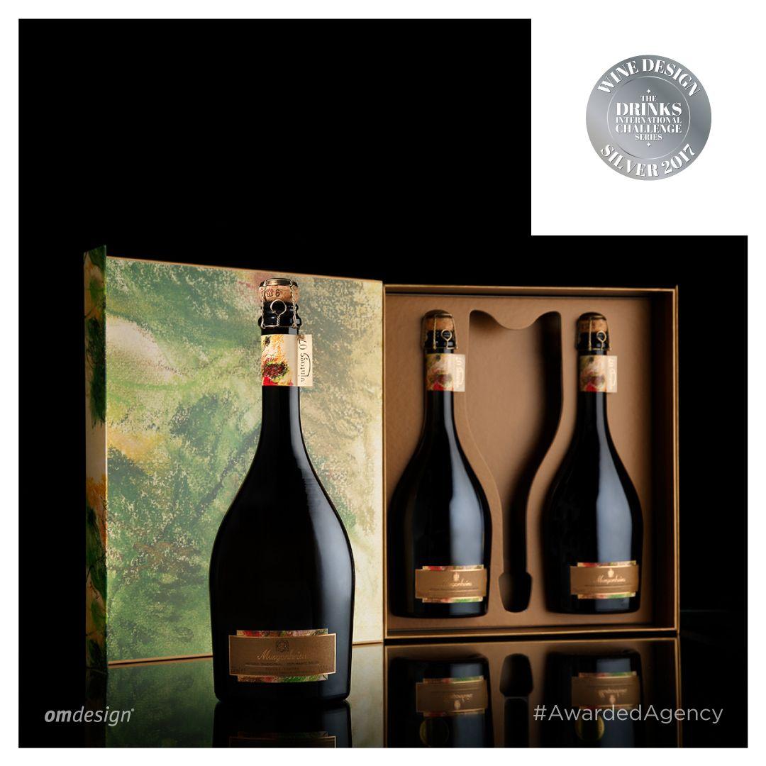 Edição Especial Murganheira – Mestre Júlio Resende  #Omdesign #Design #Portugal #LeçadaPalmeira #Since1998 #AwardedAgency #DesignAwards #SparklingWine #Packaging #WinePackaging #Murganheira #JúlioResende #FundaçãoJúlioResende #LugardoDesenho #Awards #WineDesignChallenge  #SilverAward #SilverWinner