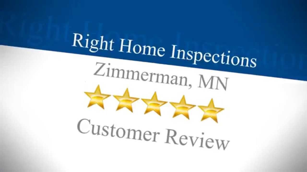 Right Home Inspections Minneapolis Home Inspection Presents Remarkable Five Star Review By Laura D Homeinspection St Client Testimonials