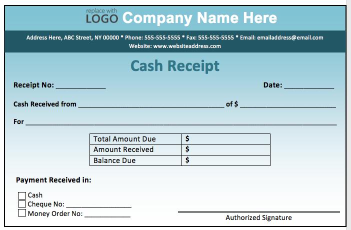 Cash receipt template ideas for the house pinterest receipt cash receipt template saigontimesfo