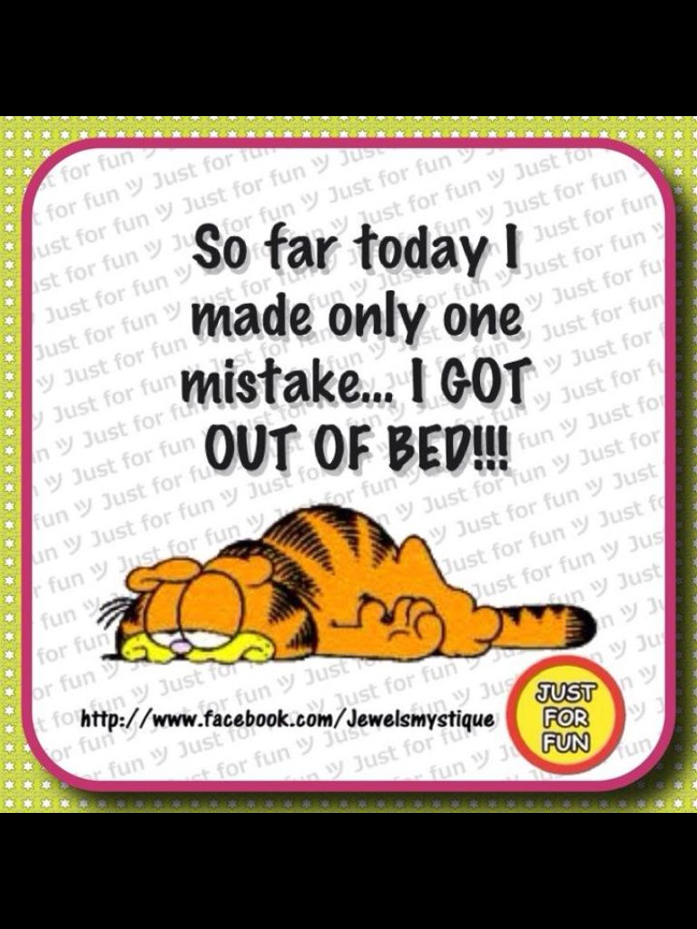 Pin By Tammy Mcgimsey On Funny Garfield Quotes Funny Quotes Monday Humor
