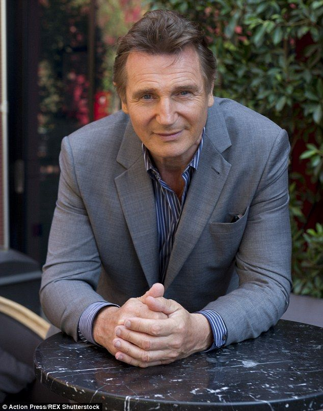 Seriously adorably young Liam Neeson. | Liam Freaking Neeson ...