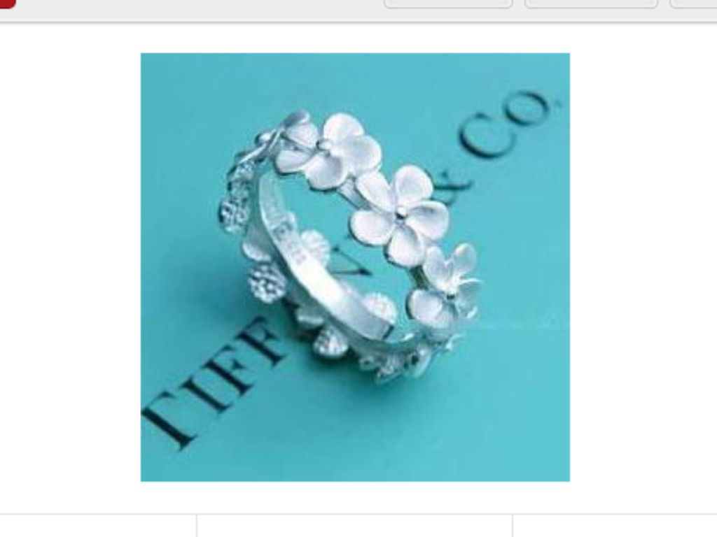 forget me not ring by tiffany and co jewelry pinterest schmuck kaufen und sch ner. Black Bedroom Furniture Sets. Home Design Ideas