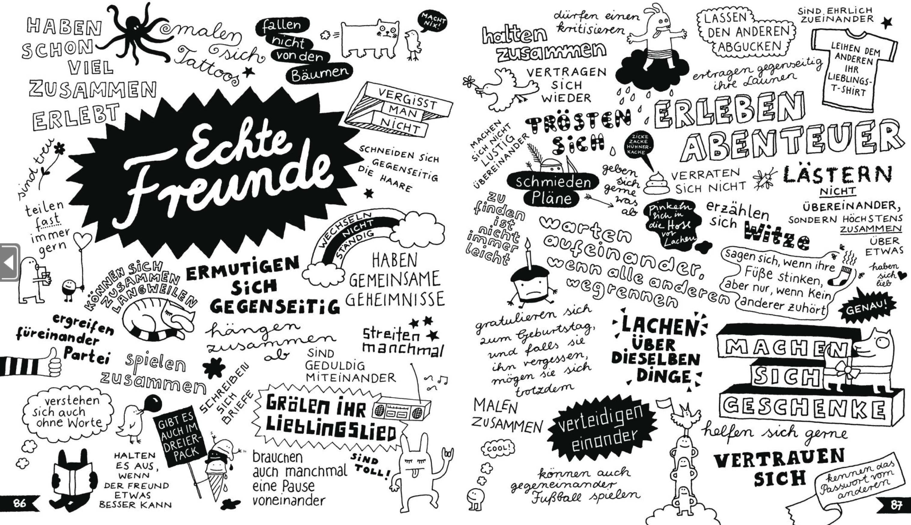 Mein Kinder Künstler Freundebuch | basteln: Erinnerungsbuch in 2018 ...