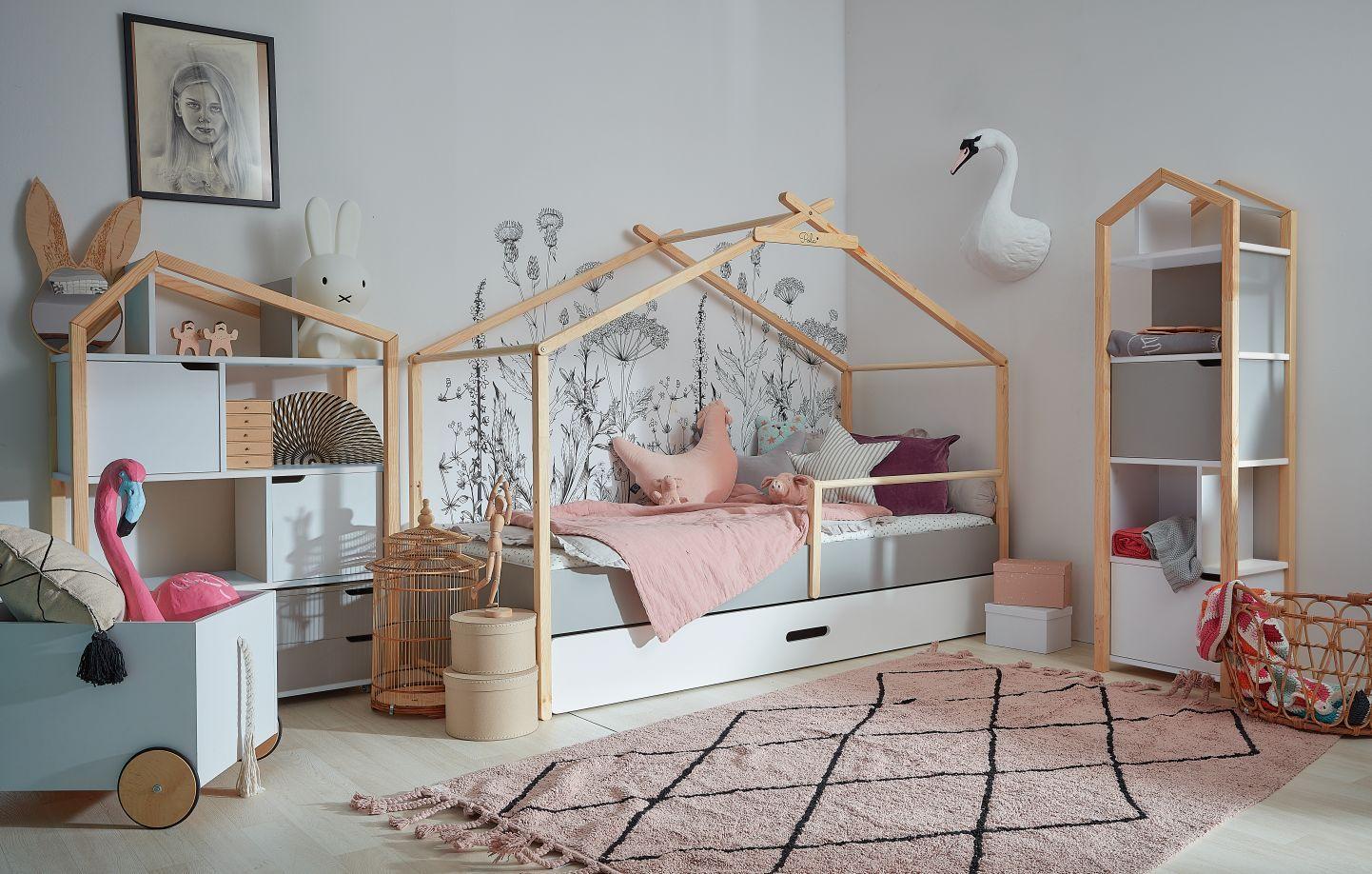 Hausbett TeePee Bett in 2020 Bett ideen, Ausziehbares